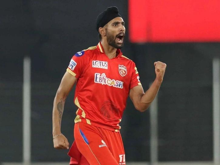Kings XI Punjab cricketer Harpreet Brar
