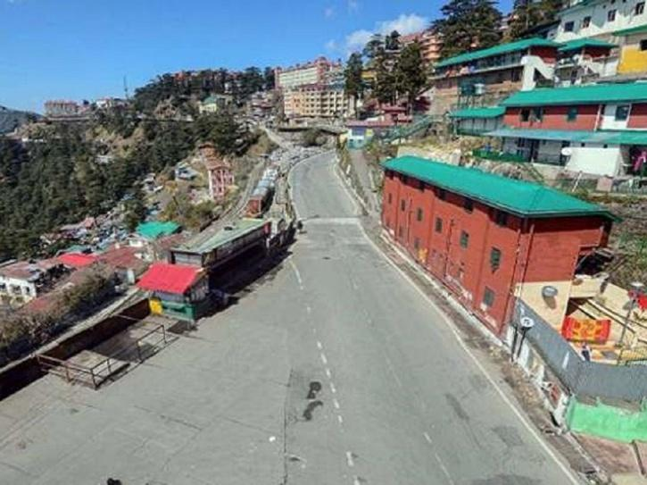 Himachal Pradesh Lockdown