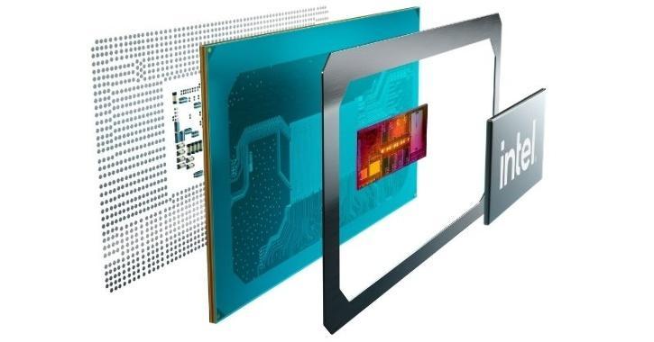 intel core-h laptop chip