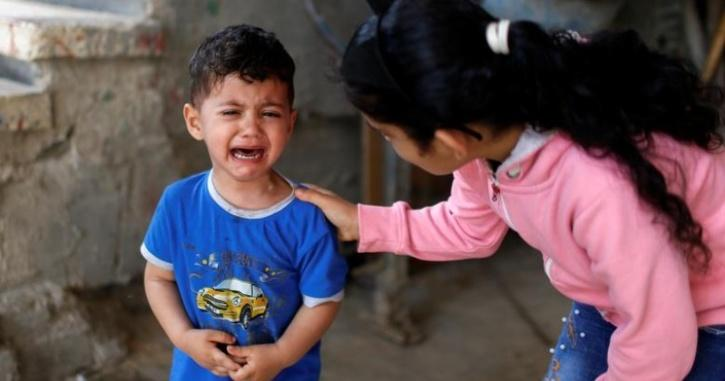 gaza children