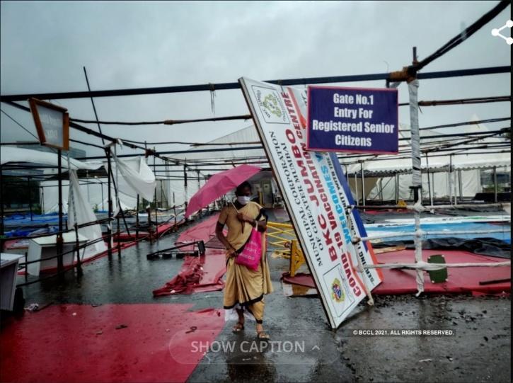 jumbo covid facility cyclone