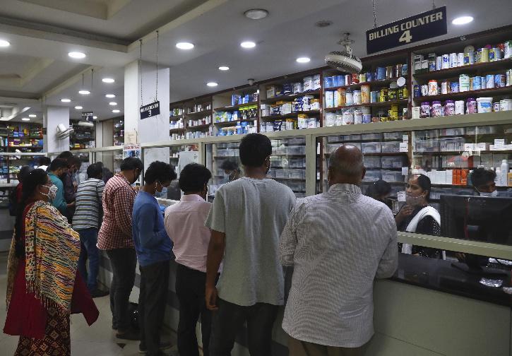 covid medicine shortage