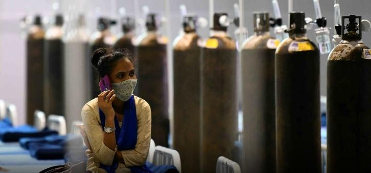 Oxygen Crisis India