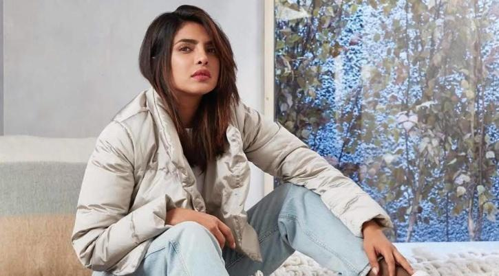 Priyanka Chopra / Twitter