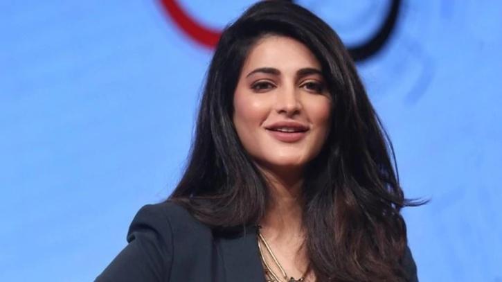 Shruti Haasan Says She Was Glad That Her Parents Kamal Haasan & Sarika Got Separated