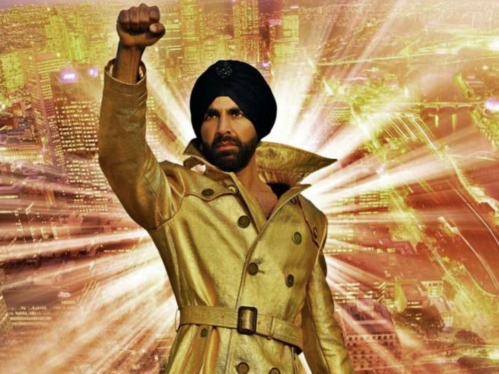 Akshay Kumar in Singh is Bliing.