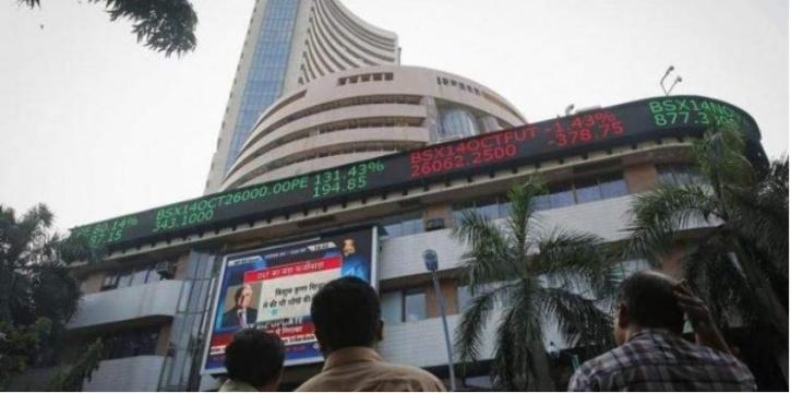 It is the meeting place of the stock buyers and sellers. India