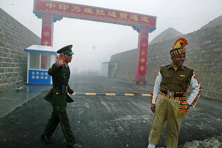 Indo-China Conflict