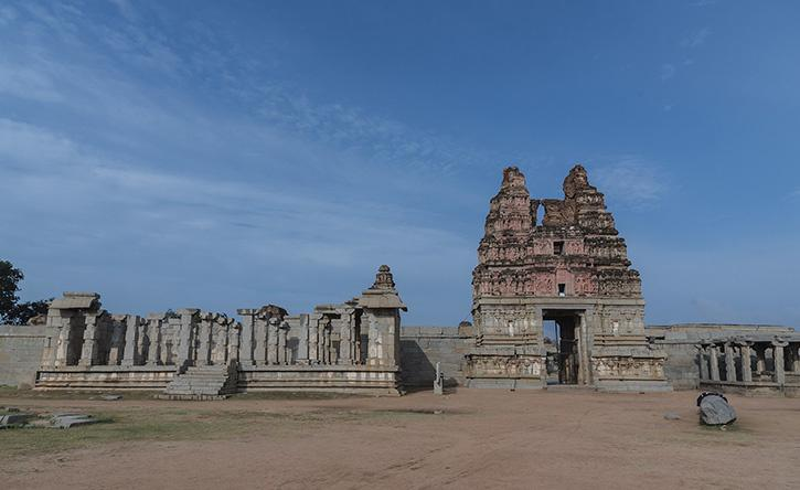Vijayanagara Empire, India