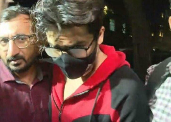 Mumbai Drug Bust: Shah Rukh Khan