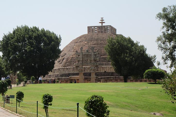 Sanchi Stupa, India