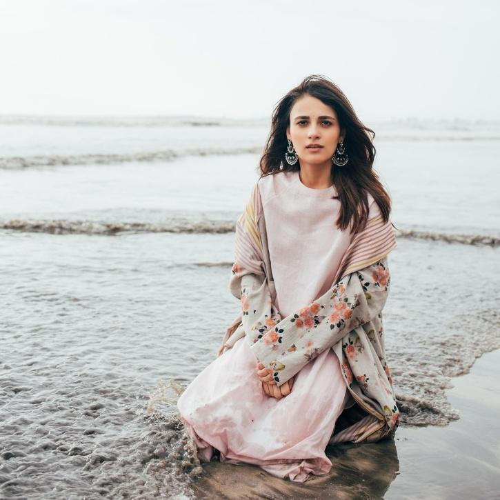 Radhika Madan Is Pumped Up For Vishal Bhardwaj's