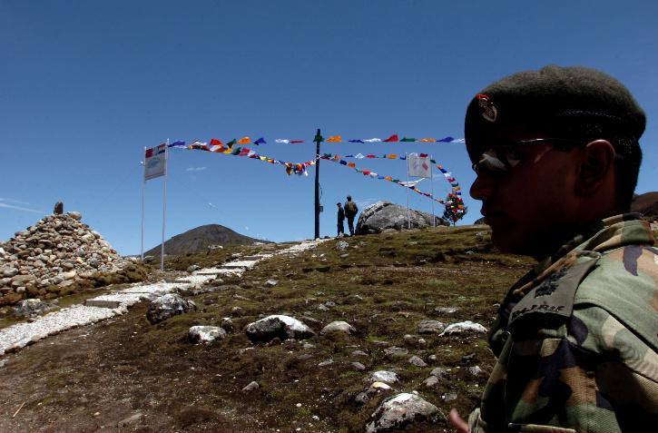 tawang India China border