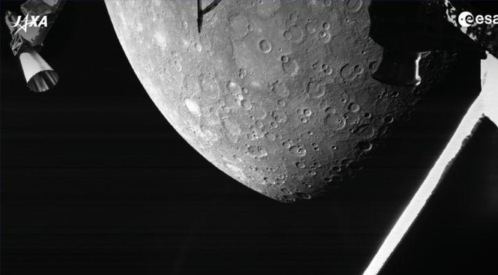 Space Mission Offers Rare Glimpse Of Our Solar System
