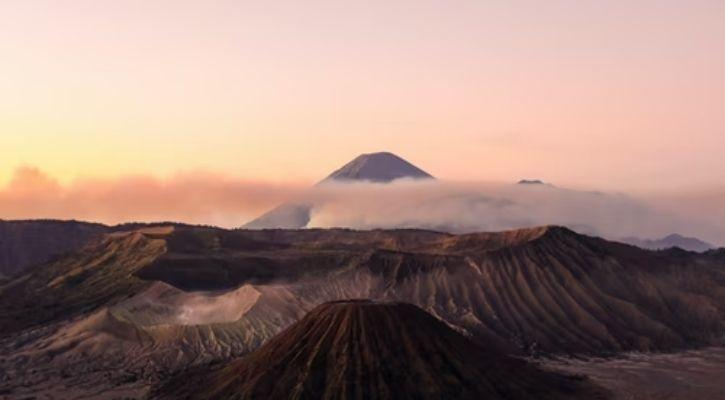 A Volcanic Island Popped Up Randomly In 2018, Revealing Earth