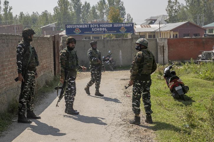 Srinagar School terror Attack