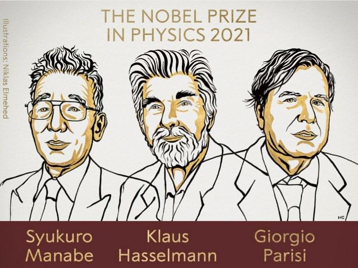 nobel prize physics