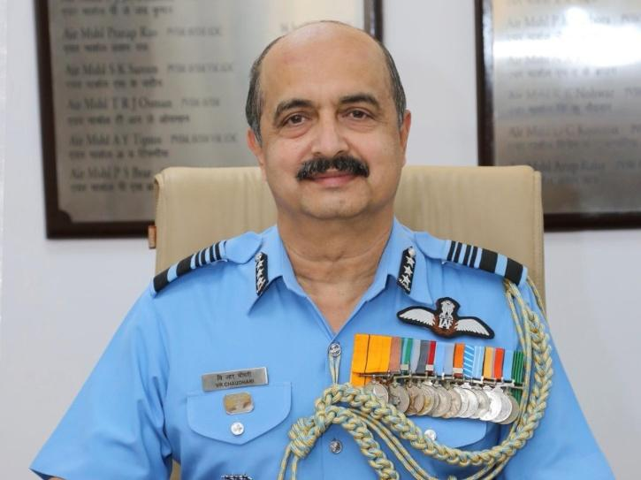 Air Chief Marshal V R Chaudhari