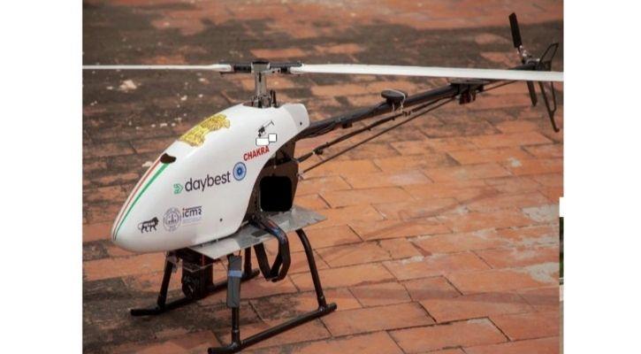 drone vaccine