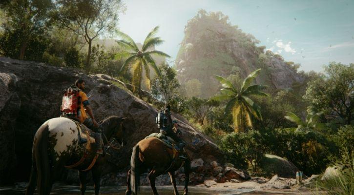 Far cry 6 open world