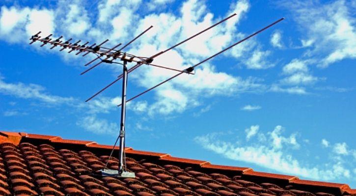 terrestrial tv transmitters