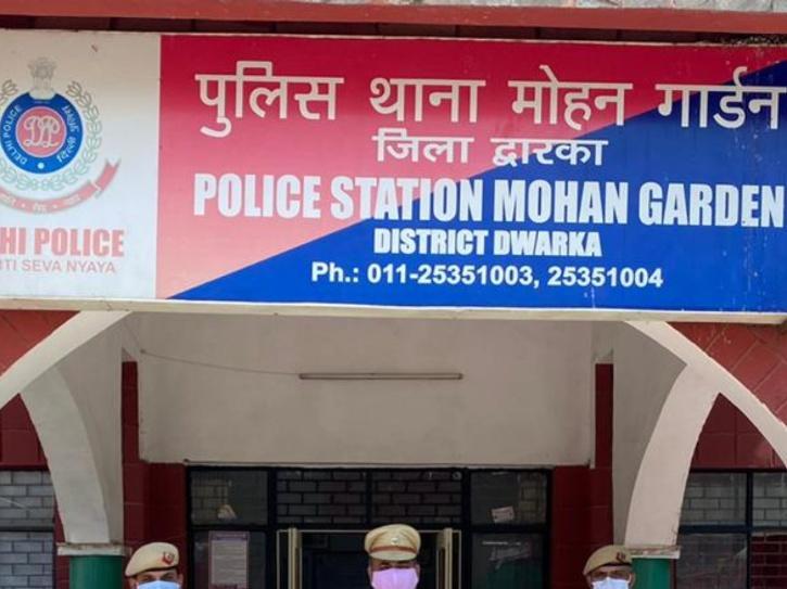 mohan garden police station
