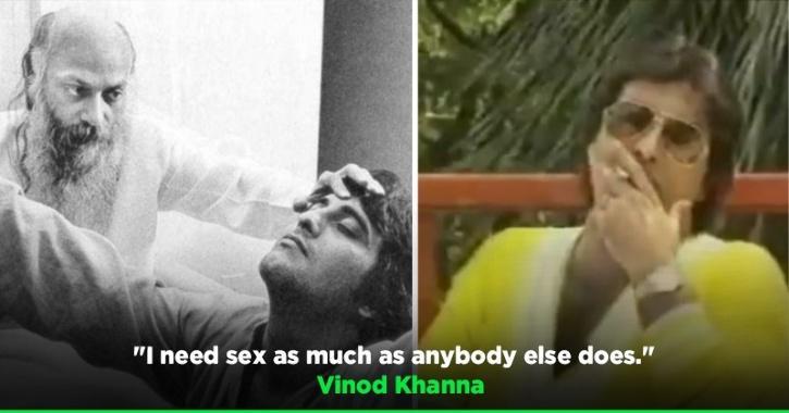 Vinod Khanna On Sex Women Osho
