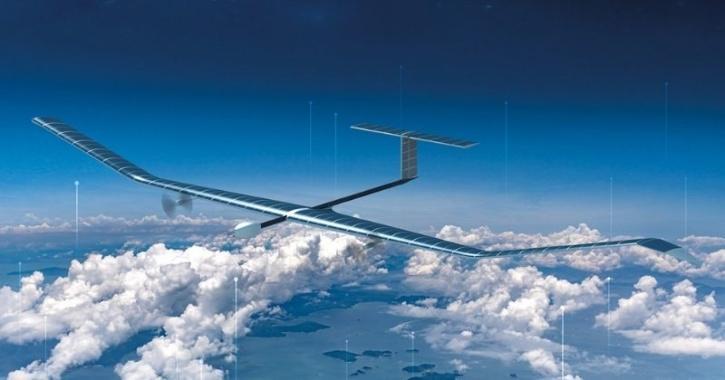 zephyr airbus solar plane