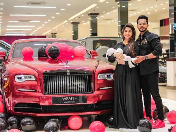 Dubai-based Indian Businessman Gifts Wife Rolls Royce Worth Rs 3 Crore on Birthday