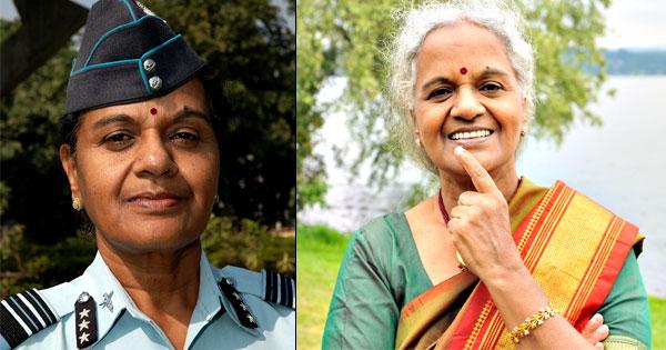 Padmavathy Bandopadhyay | Indian Air Force Day