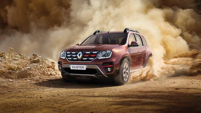 Diwali 2021 Car Offers | Renault Duster