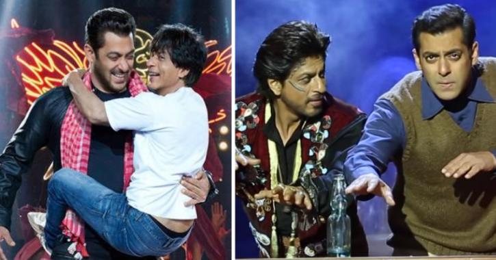 11 Times Salman Khan And Shah Rukh Khan Proved