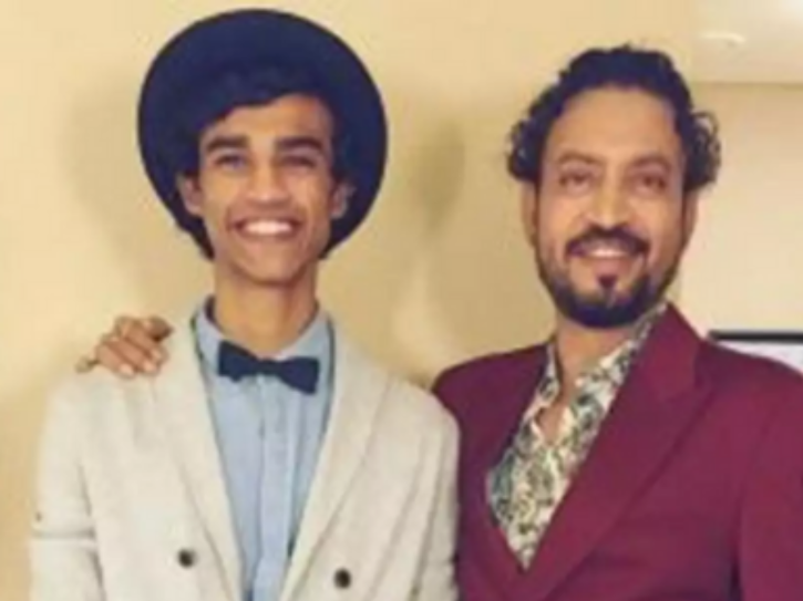 Babil Khan Was SupposedTo Essay The Younger Version Of Irrfan Khan In