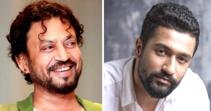 Vicky Kaushal has dedicated his forthcoming movie Sardar Udham to Irrfan Khan. He says every scene and shot is a tribute to him.