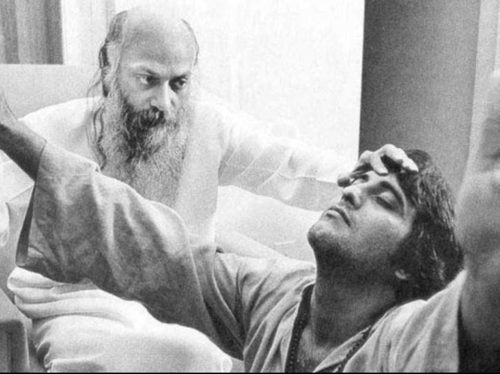 Vinod Khanna at Osho