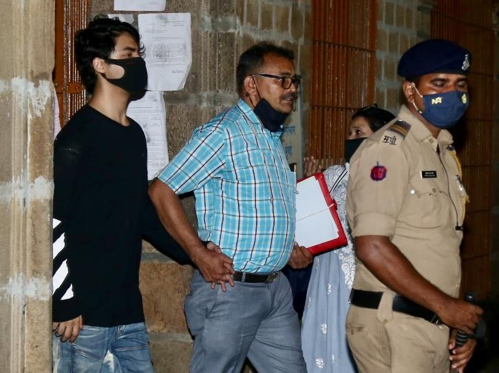 Why has Aryan Khan been arrested when no drugs were found with him?