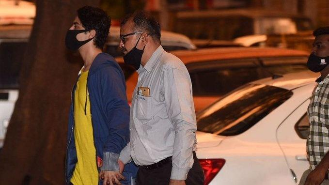 Aryan Khan & Arbaaz Merchant Being Questioned Together By NCB, His Father Says There Was No Drugs Chats On Their Phone