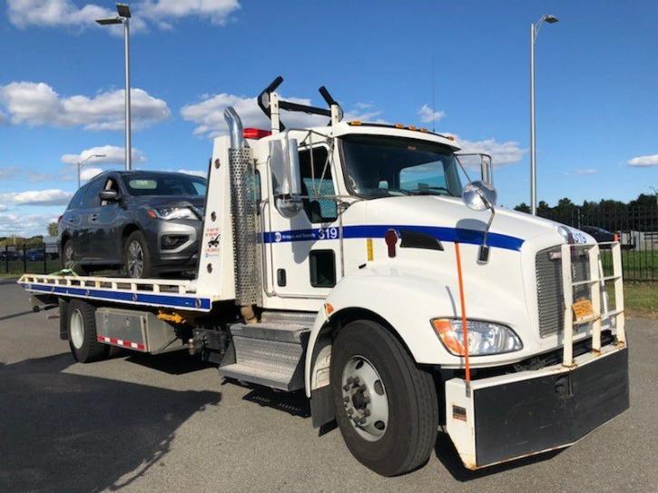 Cops impound car