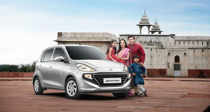 Diwali 2021 Car Offers | Hyundai Santro