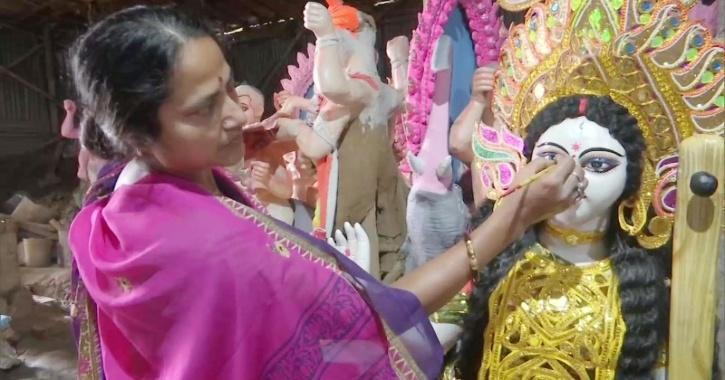 woman idol maker jharkhand