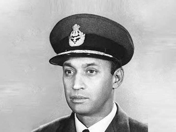 Air Marshal Subroto Mukerjee