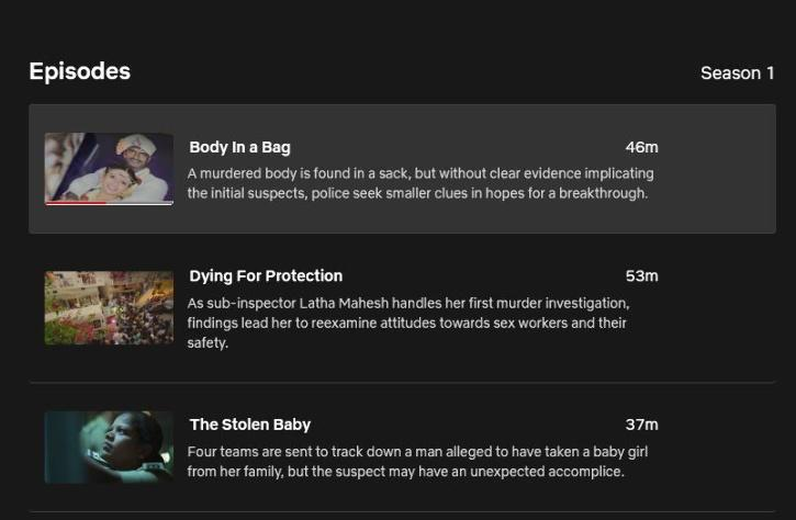 Netflix Takes Down First Episode Of