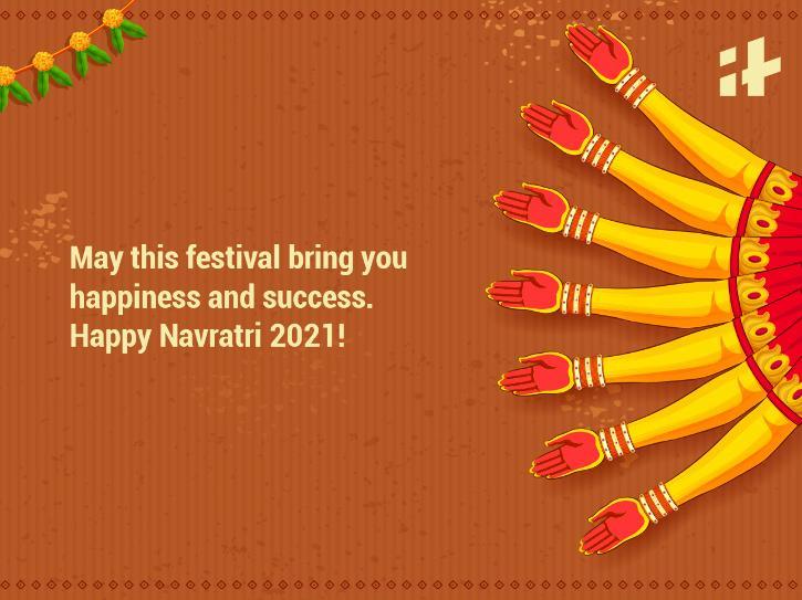 Happy Navratri 2021 Wishes