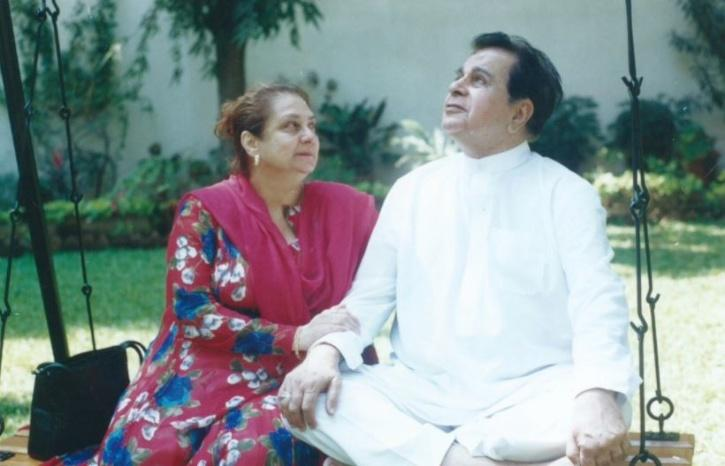Legendary Bollywood star Dilip Kumar passed away on July 7, and even in his last days, Saira Banu stood by his side like a rock.