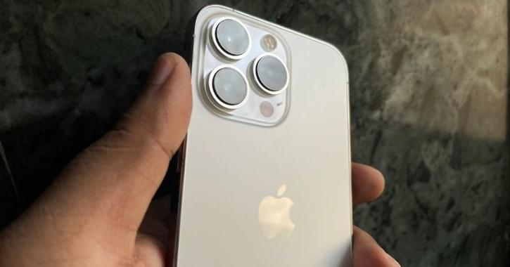 iPhone 13 Pro video camera
