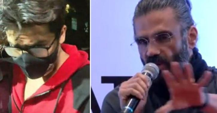Give this kid a break, says Suniel Shetty as NCB detains Aryan Khan in rave party case
