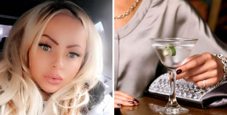 She told the court she drank two pints of vodka after the crash