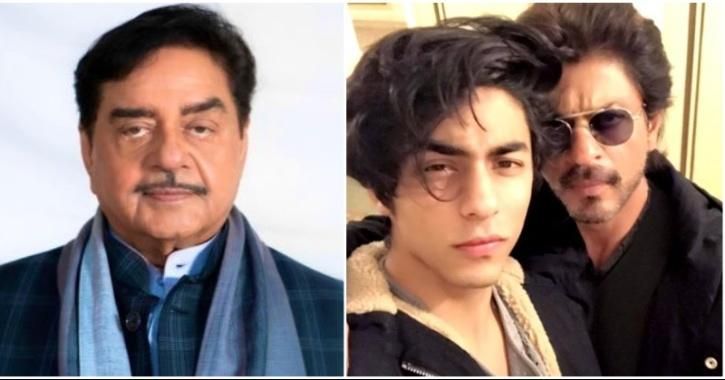 People Are Settling Scores With Shah Rukh Khan By Using Aryan Khan, Says Shatrughan Sinha