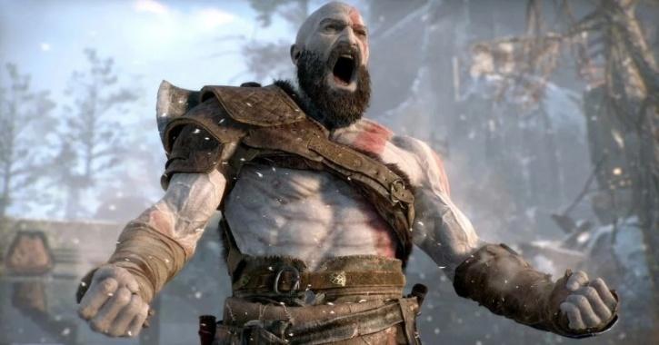 kratos god of wark 4