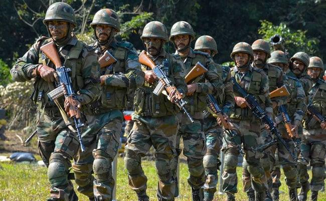 manipur army